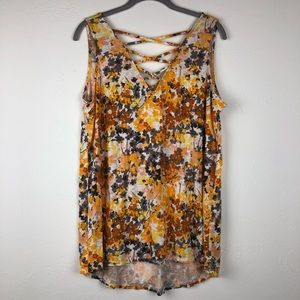 Maurice's Floral Tank Top